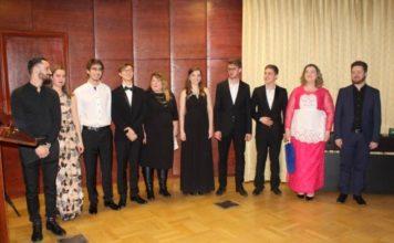 Mladi glazbenici 'ispričali' Ljubavnu priču