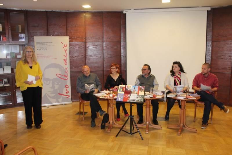 U Zagrebu predstavljen književni opus Željka Kocaja