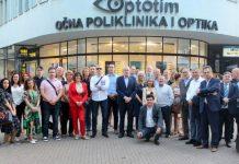 Sudionici međunarodne konferencije posjetili Napretkov kulturni centar