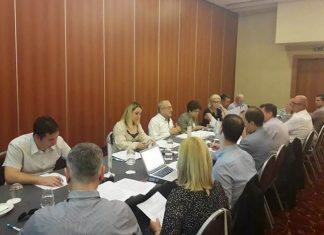 U Zagrebu održana XIX. sjednica Središnje uprave HKD Napredak