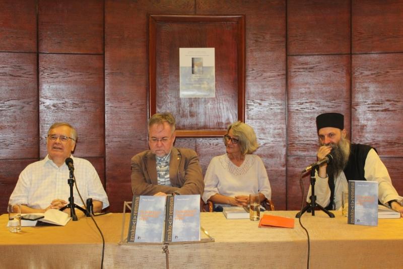 """Predstavljena knjiga Petra Kuzmiča """"Za bolji život i pravedniji svijet - etika, politika, religija"""""""