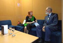 Zvonimir Marić govorio na tribini u Nacionalnoj i sveučilišnoj knjižnici u Zagrebu