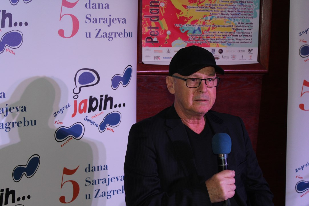 Završen 8. po redu festival Ja BiH 5 dana Sarajeva u Zagrebu