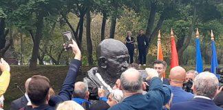 U Zagrebu otkriven spomenik velikom mirotvorcu Mahatmi Gandhiju